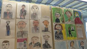 Lasten piirustuksia