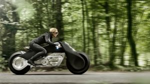 "BMW:n visio tulevaisuudesta, VISION NEXT 100 ""The Great Escape"""