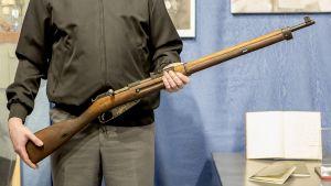 Talvisodan aikainen jalkaväenkivääri