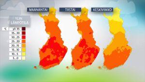 sääkartta