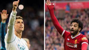 Cristiano Ronaldo Mo Salah