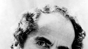 Kirjailija Philip Roth.