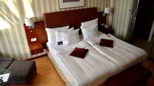 Sokos hotelli Palace Bridgen huone