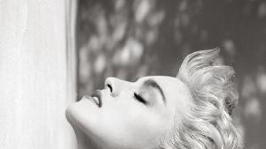Herb Rittsin ottama muotokuva Madonnasta.