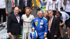 Nico ja Keke Rosberg