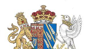 Sussexin herttuatar Meghan Marklen vaakuna