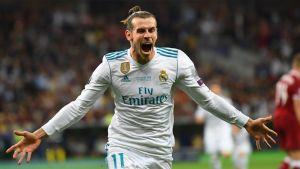 Gareth Bale kuvassa