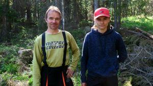 Tuomo ja Pyry Kangasniemi