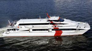 Linda Linen alus Helsingissä kesäkuussa 2013.