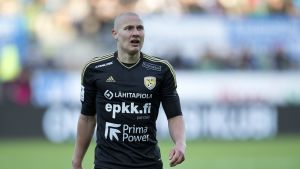 Johannes Laaksonen, SJK #8