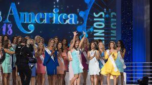 Miss America kilpailu