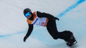 Matti Suur-Hamari olympialaiset 2018