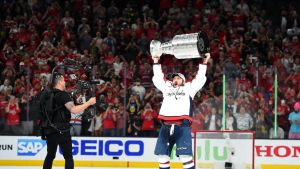 Aleksandr Ovetshkin Stanley Cup