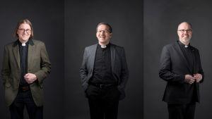 Oulun hiippakunnan piispanvaalin ehdokkaat