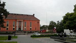 Kokkolan kaupunginteatteri.