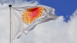 Stora Enson lippu