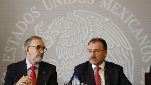 Meksikon ulkoministeri Luis Videgaray