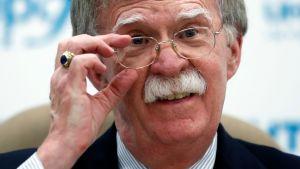 Donald Trumpin turvallisuusneuvonantaja John Bolton tapasi Moskovassa Venäjän johtoa.
