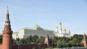 Näkymä Kremliin.