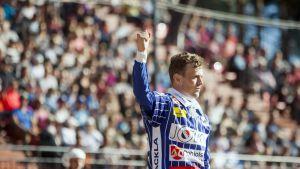 Janne Kivipelto.