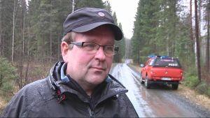 Palomestari Rauno Suomalainen.
