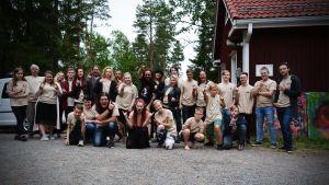 Ensimmäinen Rock Camp järjestettiin Etelä-Pohjanmaalla jo 2009.