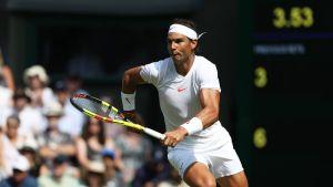 Rafael Nadal Wimbledonissa