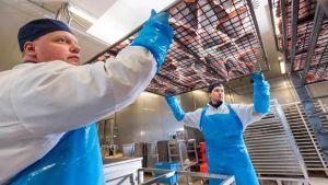 kalaneuvoksen tuotannosta pressikuva