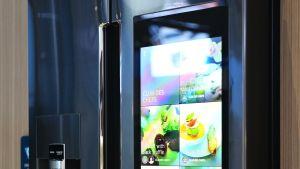 Samsung älyjääkaappi