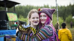 Kosmos Festival, Ristiina, metsäfestivaali