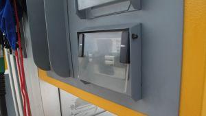 Huoltoaseman pankkikortin kopiointilaite