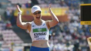 Anniina Kivimäki.