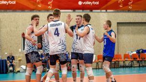 Suomen nuorten lentopallomaajoukkue