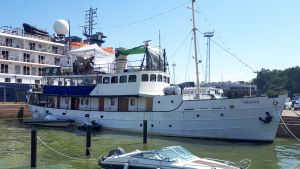 Nikolai II laiva