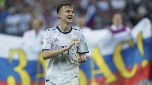 Aleksandr Golovin.