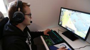 Lasse Urpalainen elektroninen urheilu e-urheilu