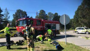 NRK Sápmi evakuoitiin voimakkaan katkun vuoksi torstaina.