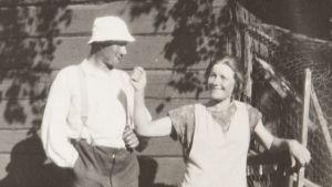 Arvid ja Gurli Nyholm