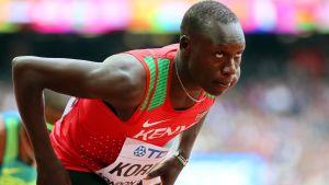 Emmanuel Kipkurui Korir