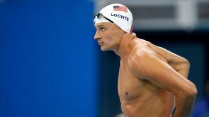 Ryan Lochte Rion olympialaisissa