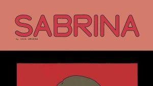Nick Drnason tekemän Sabrina -sarjakuvan kansi.