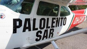 Pienlentokone Cessna 172