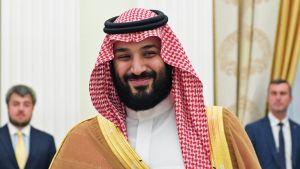 Saudi-Arabian kruununprinssi Mohammad bin Salman.