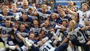 Suomi, amerikkalainen jalkapallo, Vantaa 2018 EM