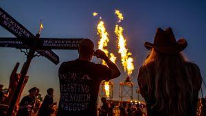 Wacken Open Air pidettiin Saksassa Wackenissa  viime viikolla.