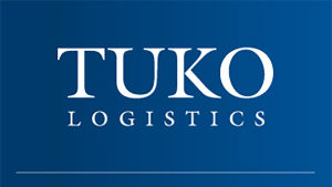 TUKO logistictics logo.