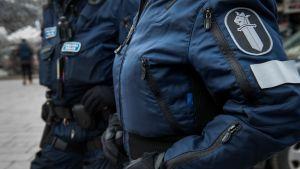 poliisi kuvitusta