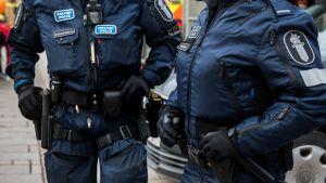 poliisit kuvitus