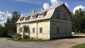 Taipalsaaren vanha kunnantalo