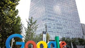 Googlen konttori Pekingissä.